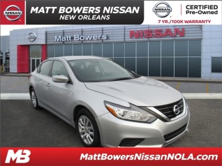 Nissan Of New Orleans >> Used Nissan Altima For Sale In New Orleans La 217 Used Altima