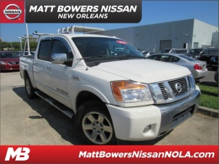 Used 2015 Nissan Titan SV Crew Cab 2WD For Sale In New Orleans, LA