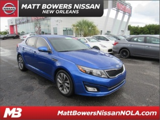 Used 2015 Kia Optima SX For Sale In New Orleans, LA