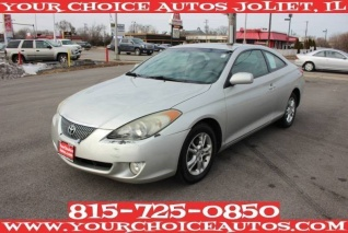2005 Toyota Camry Solara Se Coupe I4 Manual For In Joliet Il