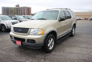 2002 ford explorer limited edition