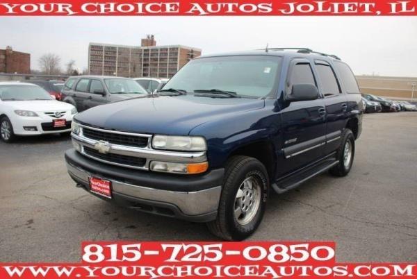 2002 Chevrolet Tahoe in Joliet, IL