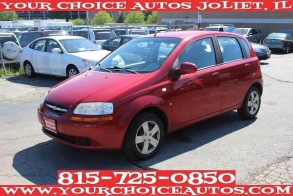 2008 Chevrolet Aveo Ls Hatch For Sale In Joliet Il Truecar