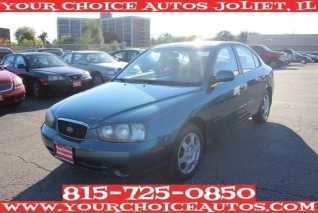 Great Used 2002 Hyundai Elantra GLS Sedan Automatic For Sale In Joliet, IL