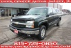 2003 Chevrolet Silverado 1500 LS Extended Cab Standard Box 4WD Automatic for Sale in Joliet, IL