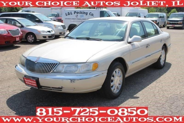 Used Lincoln Continental For Sale In Chicago Il U S News World