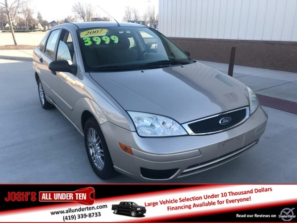 2007 Ford Focus in Elida, OH