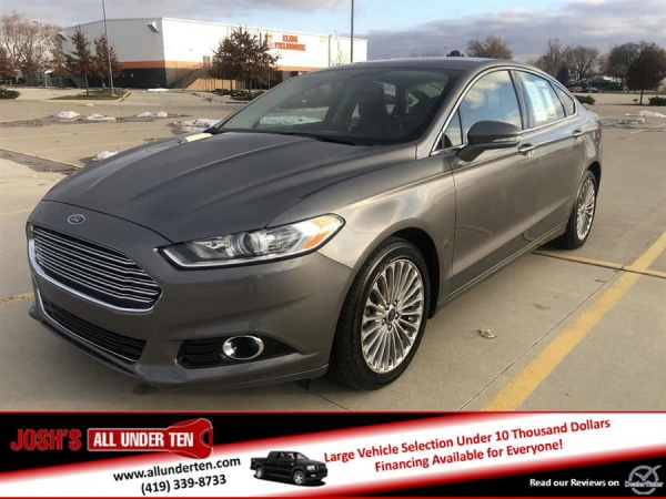 2014 Ford Fusion in Elida, OH