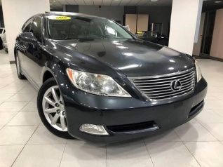 Ls 460 For Sale >> Used 2008 Lexus Lss For Sale Truecar