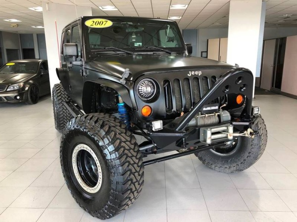 2007 Jeep Wrangler in Springfield, IL