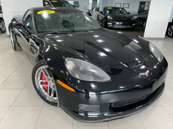 2008 Chevrolet Corvette in Springfield, IL