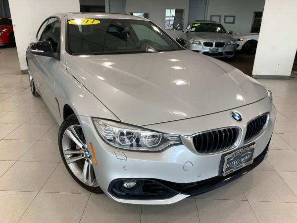 2014 BMW 4 Series in Springfield, IL
