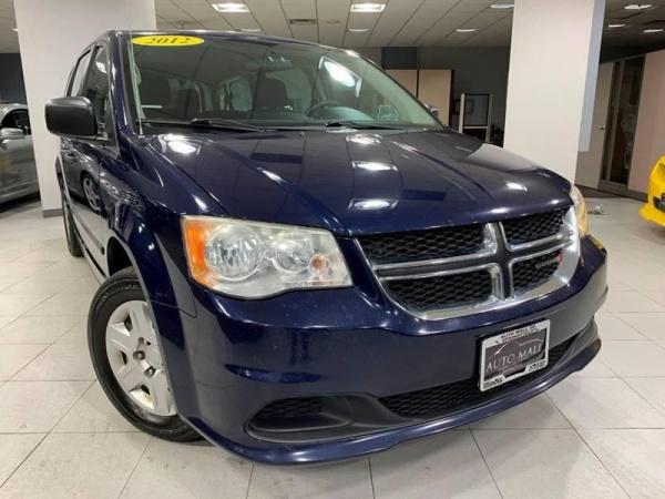 2012 Dodge Grand Caravan in Springfield, IL