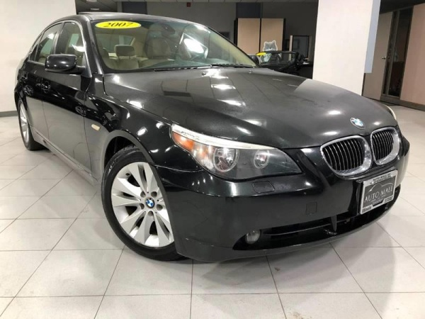 2007 Bmw 5 Series In Springfield Il