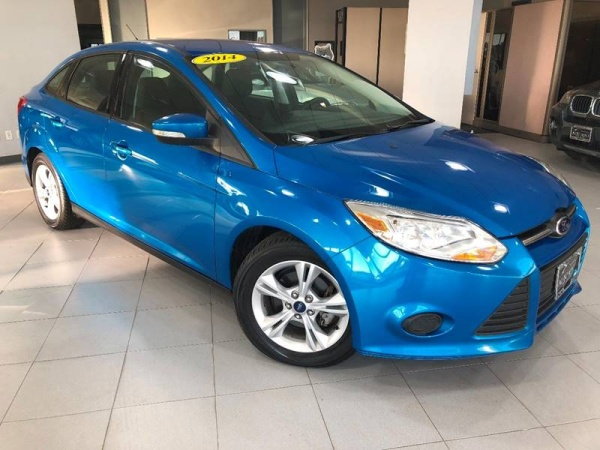 2014 Ford Focus in Springfield, IL