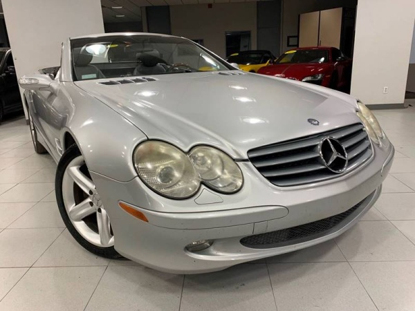 2005 Mercedes-Benz SL in Springfield, IL