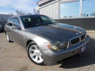 Used Bmw 7 Series For Sale In Colorado Springs Co 20 Used 7