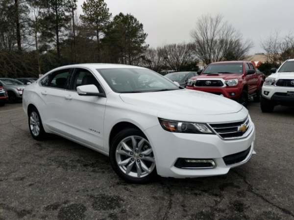 2019 Chevrolet Impala in Raleigh, NC