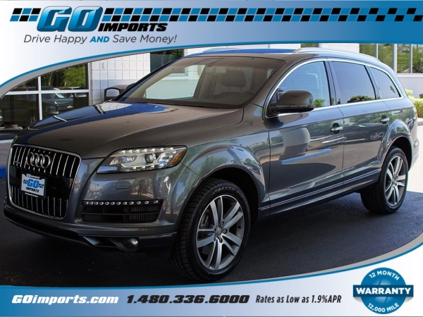 Used Audi Q7 for Sale in Peoria, AZ | U.S. News & World Report
