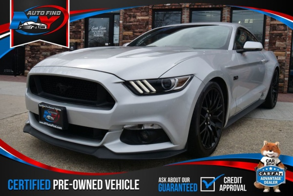 2016 Ford Mustang in Massapequa, NY
