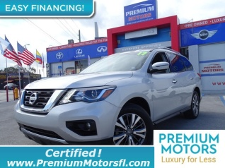 2017 Nissan Pathfinder Sv 4wd For In Miami Fl