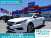 2017 Hyundai Sonata SE 2.4L for Sale in Miami, FL