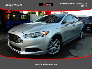 2016 Ford Fusion Se Fwd For In Lakeside Ca