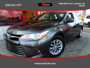 2015 Toyota Camry For Sale >> Used 2015 Toyota Camrys For Sale Truecar