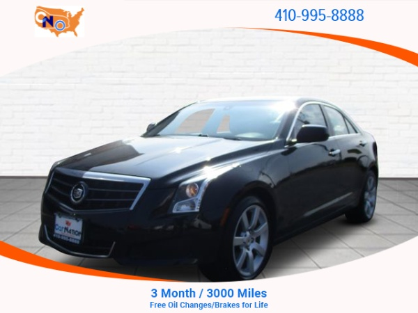 2014 Cadillac ATS in Aberdeen, MD