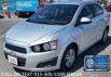 2016 Chevrolet Sonic LT Sedan AT for Sale in El Paso, TX