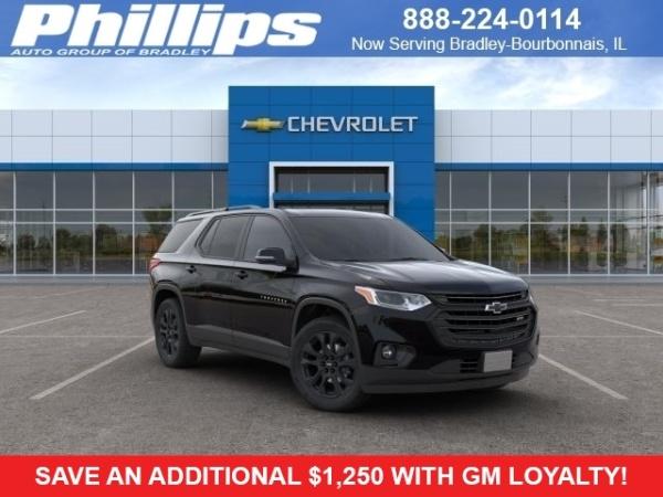 2019 Chevrolet Traverse in Bourbonnais, IL