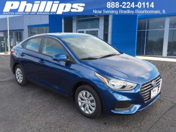 2020 Hyundai Accent in Bourbonnais, IL