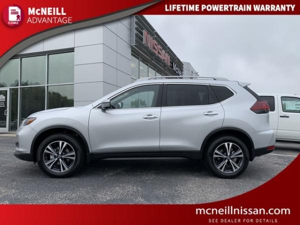 2020 Nissan Rogue in Wilkesboro, NC