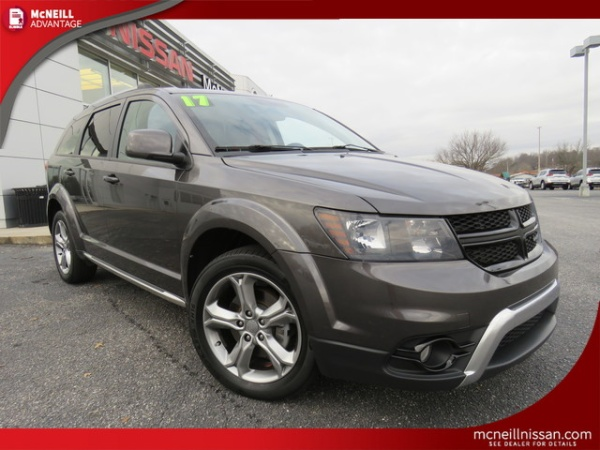 2017 Dodge Journey in Wilkesboro, NC