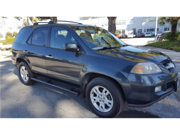 2006 Acura MDX with Touring