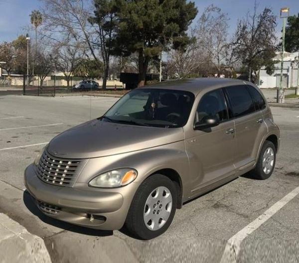 2004 Chrysler Pt Cruiser 4dr Wagon 2 800 San Jose Ca
