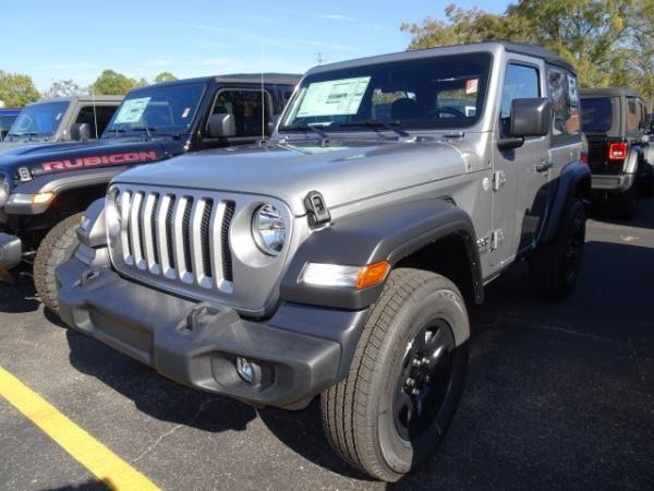 2020 Jeep Wrangler in Enterprise, AL