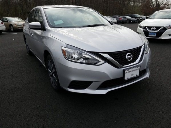 2019 Nissan Sentra in Manchester, CT