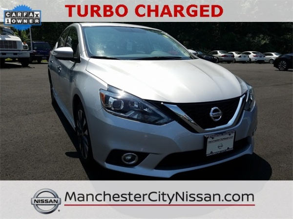 2018 Nissan Sentra in Manchester, CT