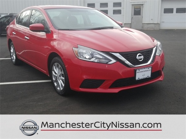 2017 Nissan Sentra in Manchester, CT