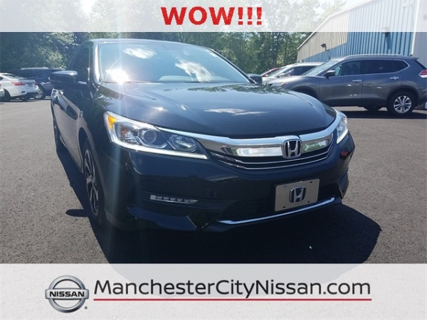 2017 Honda Accord in Manchester, CT