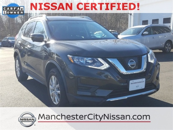 2017 Nissan Rogue in Manchester, CT