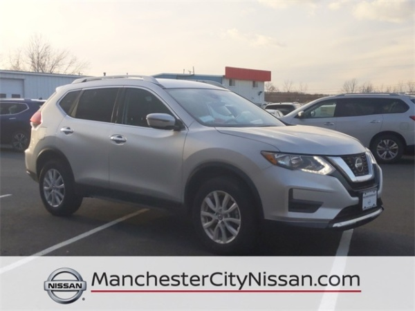 2019 Nissan Rogue in Manchester, CT
