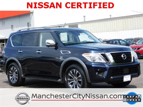 2018 Nissan Armada in Manchester, CT