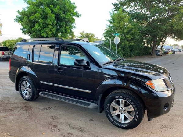2012 Nissan Pathfinder For Sale >> Used 2012 Nissan Pathfinder For Sale In Miami Fl U S News