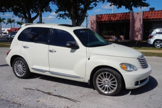 2008 Chrysler Pt Cruiser Limited Wagon For In Hollywood Fl