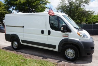 2017 Ram Promaster Cargo Van 1500 Low Roof 136 For In Hollywood