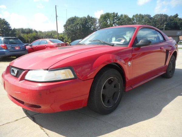 1999 ford mustang coupe for sale in spartanburg sc truecar. Black Bedroom Furniture Sets. Home Design Ideas