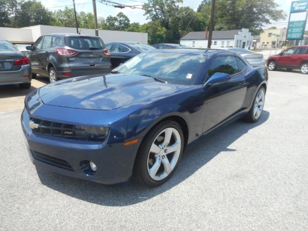used chevrolet camaro for sale in anderson sc u s news world report. Black Bedroom Furniture Sets. Home Design Ideas