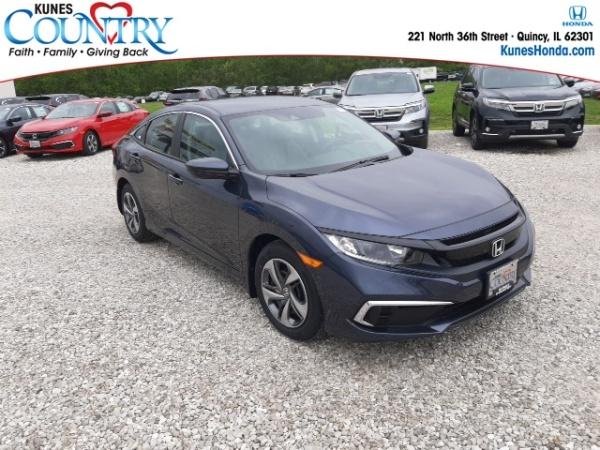 2020 Honda Civic in Quincy, IL